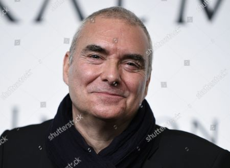 French Architect Dominique Perrault Smiles During a Photo Call For the 27th Praemium Imperiale in Tokyo Japan 20 October 2015 the Praemium Imperiale is a Global Arts Prize Awarded Annually by the Japan Art Association Five Laureates Are Nominated in the Fields of Painting Sculpture Architecture Music and Theatre/film For Its 27th Edition the Praemium Imperiale Awards Have Been Given to Japanese Painter Tadanori Yokoo German Sculptor Wolfgang Laib French Architect Dominique Perrault French Ballerina Sylvie Guillem and Japan-born Pianist Mitsuko Uchida Japan Tokyo