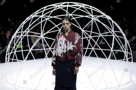 Editorial image of Japan Tokyo Fashion Week - Mar 2016