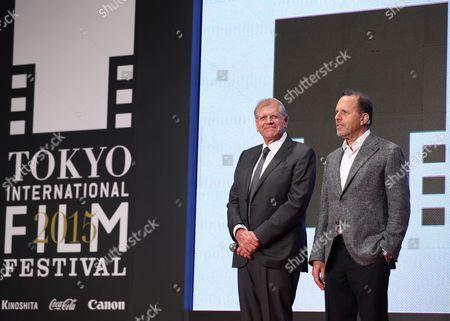 Editorial photo of Japan Tokyo Film Festival - Oct 2015