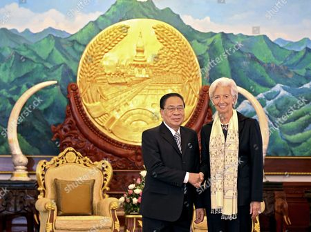 Editorial picture of Laos Economy Imf - Mar 2016