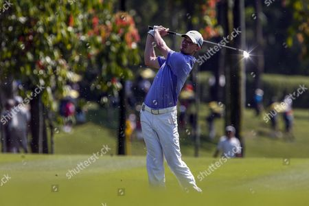 Paul Petersen of Usa Hits From the Fairway During the Final Round of Malaysian Open Golf Tournament in Kuala Lumpur Malaysia 08 February 2015 the Tournament is Held From 05 - 08 February 2015 Malaysia Kuala Lumpur