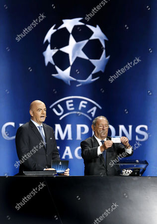 Editorial photo of Monaco Soccer Uefa Champions League - Aug 2014