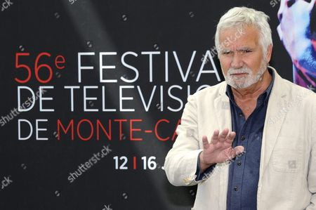Us Actor John Mccook of Tv Series 'The Bold and the Beautifuls' Poses During a Photocall at the 56th Monte Carlo Television Festival in Monaco 13 June 2016 the Festival Runs From 12 to 16 June Monaco Monaco
