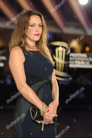 French Actress Karole Rocher at the 15th Annual Marrakech International Film Festival in Marrakech Morocco 06 December 2015 the Festival Runs From 04 to 12 December Morocco Marrakech