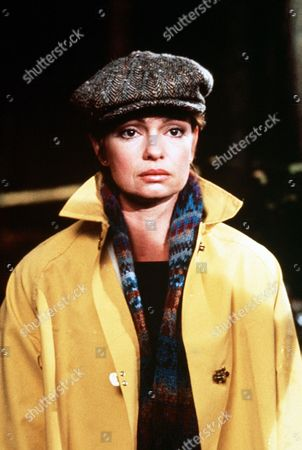 "'Jane Doe'  TV Film - 1983 -   Victoria  Schaffer ""Jane Doe"" (Karen Valentine) wears a hat and raincoat."