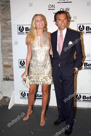Ugo Brachetti Peretti and Isabella Borromeo