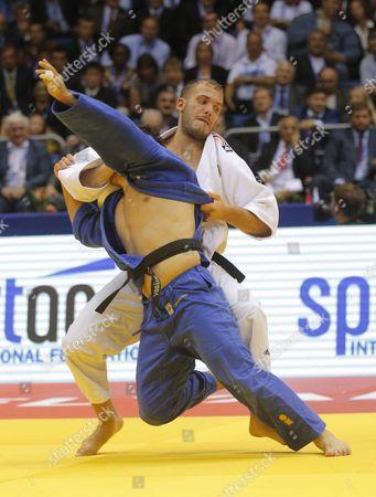 Editorial photo of Russia Judo World Championships - Aug 2014