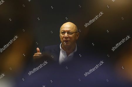 Former South African Finance Minister Trevor Manuel Speaks During a Breakfast Meeting in Celebration of the 2015 Year of Evaluation in Cape Town South Africa 18 September 2015 the Year 2015 is the International Year of Evaluation Or 'Evalyear' a Global Movement to Strengthen an Enabling Environment For Evaluation at Different Levels the Aim is to Strengthen the Demand For and Use of Evaluation to Inform Public Policies That Are Equity Focused and Gender Responsive the Meeting Brought Stakeholders From All Sectors Together For a Critical Engagement on How to Bring Evidence and Learning Into the Centre of Decision Making Evalyear 2015 was Launched in South Africa in March 2015 by Minister in the Presidency Jeff Radebe who Linked the Increased Use of Evidence in Government Decision Making to an Eradication of the Triple Challenges of Poverty Unemployment and Inequality the Meeting was Hosted by Southern Hemisphere a Socio-economic Development Consulting Company in Partnership with Monitoring and Evaluation Practitioners in the Western Cape (samea) and the Graduate School of Development Policy and Practice of the University of Cape Town South Africa Cape Town