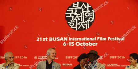Editorial photo of South Korea Cinema - Oct 2016