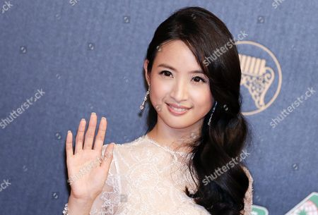 Actress Ariel Lin of Taiwan Arrives For the 27th Golden Melody Awards in Taipei Taiwan 25 June 2016 the 'Grammys' of the Chinese Music Industry Are Considered the Most Celebrated Music Awards in China Taiwan Taipei