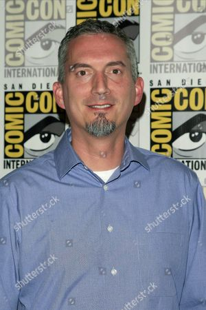 Us Writer James Dashner Arrives For the 20th Century Fox Press Line During Comic-con 2015 at the Hilton Bayfront in San Diego California Usa 11 July 2015 United States San Diego