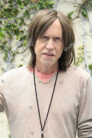 Us Song Writer Glen Ballard Poses at a Celebration of His 75th Birthday at Capitol Records in Hollywood Los Angeles California Usa 7 July 2015 the Former Beatle Celebrated with a Peace & Love Salute at Noon with Friends and Fans United States Los Angeles