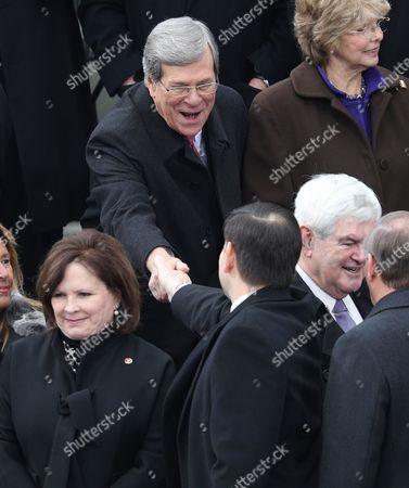 Editorial image of US Presidential Inauguration, Washington, USA - 20 Jan 2017