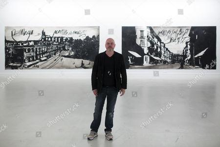 Editorial picture of Marcel van Eeden presents '1525' in Malaga, M?aga, Spain - 20 Jan 2017