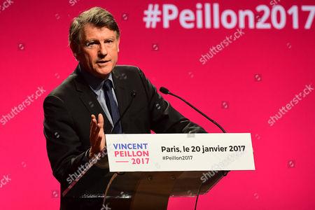 Vincent Peillon