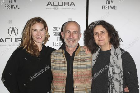 Rachel Shane, Russell Levine and Gigi Pritzker