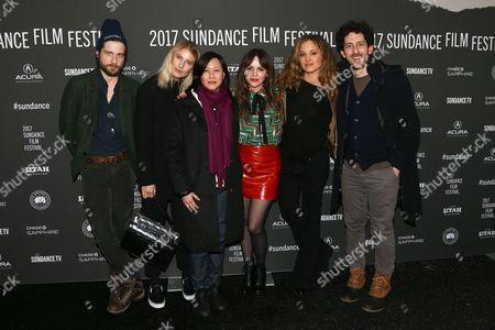 Kentucker Audley, Dree Hemingway, Kim Yutani, Michelle Morgan, Margarita Levieva, Adam Shapiro