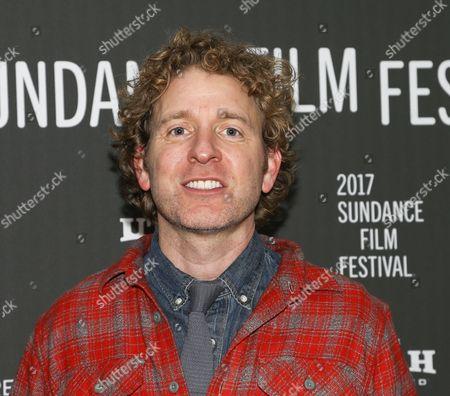 Stock Photo of Jeff Grace