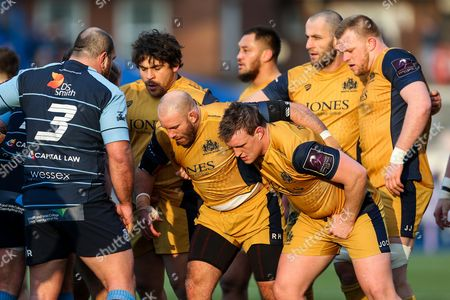 Editorial image of Cardiff Blues v Bristol Rugby, UK - 21 Jan 2017