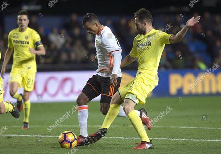 Editorial picture of VILLARREAL VS VALENCIA, Villarreal (Castell?), Spain - 21 Jan 2017