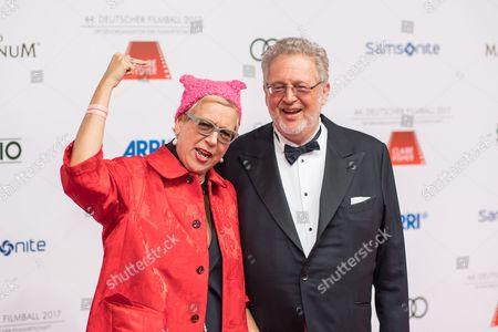 Doris Doerrie and Martin Moszkowicz