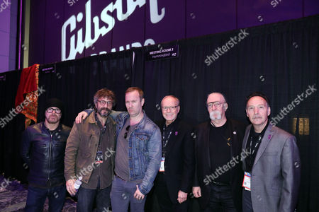 Editorial picture of Gibson Brands at NAMM 2017, Anaheim, USA - 21 Jan 2017