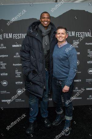 Jason Collins and Brunson Green