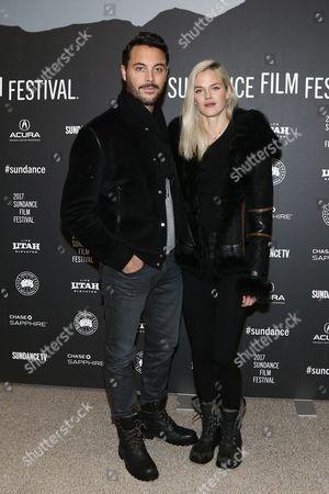 Editorial image of 'The Yellow Birds' premiere, Sundance Film Festival, Park City, Utah, USA - 21 Jan 2017