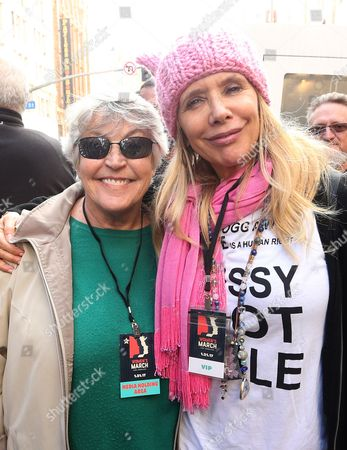 Editorial picture of Women's solidarity march, Los Angeles, USA - 21 Jan 2017