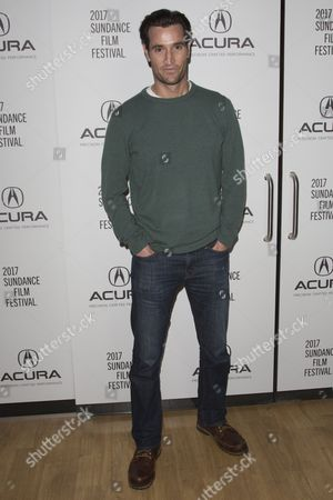 Editorial image of 'Wind River' premiere party at the Acura Studio, Sundance Film Festival, Park City, Utah, USA - 22 Jan 2017