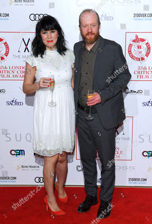 Alice Lowe and Steve Oram