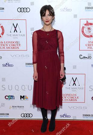 Editorial image of The London Critics' Circle Film Awards, UK - 22 Jan 2017
