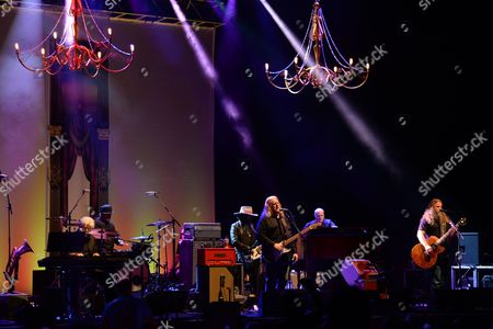 Editorial image of 40th Anniversary of The Last Waltz at Hard Rock Live, Hollywood, USA - 21 Jan 2017