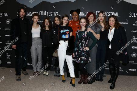 Keanu Reeves, Maya Eshet, Rebekah Kennedy, Lily Collins, Ciara Bravo, Lindsey McDowell, Kathryn Prescott, Carrie Preston, Liana Liberato, Lili Taylor