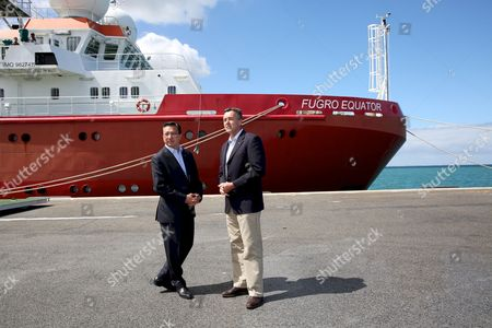 Liow Tiong Lai and Darren Chester