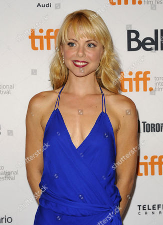 Us Actor and Cast Member Collette Wolfe Arrives For the Screening of 'Devil's Knot' During the 38th Annual Toronto Film Festival in Toronto Canada 08 September 2013 the Festival Runs Until 15 September Canada Toronto