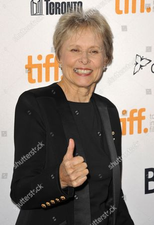 Canada's First Female Astronaut in Space Roberta Bondar Arrives For the Screening of 'Gravity' During the 38th Annual Toronto Film Festival in Toronto Canada 08 September 2013 the Festival Runs Until 15 September Canada Toronto