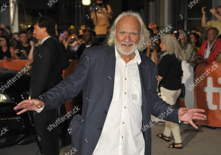 Canadian Actor and Cast Member Kenneth Welsh Arrives For the Screening of 'The Art of the Steal' During the 38th Annual Toronto Film Festival in Toronto Canada 11 September 2013 the Festival Runs Until 15 September Canada Toronto