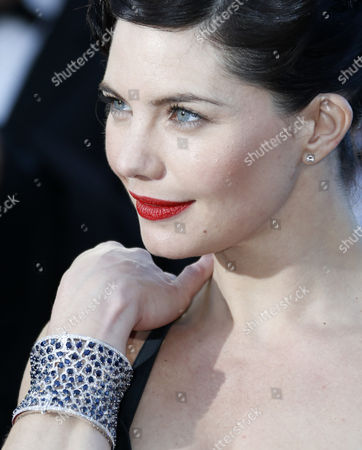 French Actress Delphine Chaneac Arrives For the Screening of 'Le Passe' (the Past) During the 66th Annual Cannes Film Festival in Cannes France 17 May 2013 the Movie is Presented in the Official Competition of the Festival Which Runs From 15 to 26 May France Cannes