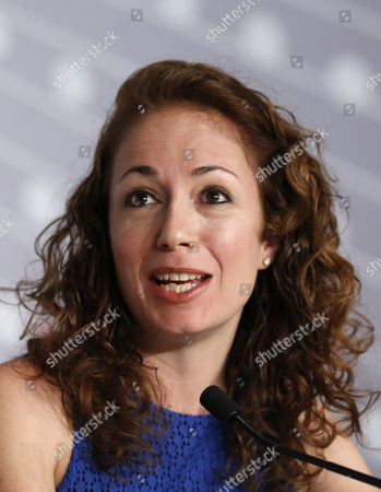 Producer Anna Gerb Attends the Press Conference For 'All is Lost' During the 66th Annual Cannes Film Festival in Cannes France 22 May 2013 the Movie is Presented out of Competition at the Festival Which Runs From 15 to 26 May France Cannes