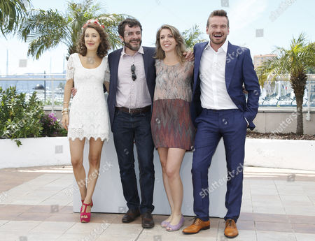 (l-r) Argentine Actress Ana Pauls Spanish/german Actor Alexander Brendemuhl Argentine Director Lucia Puenzo and Argentine Actor Guillermo Pfening Pose During the Photocall For 'Wakolda' at the 66th Annual Cannes Film Festival in Cannes France 21 May 2013 the Movie is Presented in the 'Un Certain Regard' Section of the Festival Which Runs From 15 to 26 May France Cannes