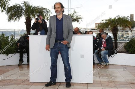 French Actor Frederic Pierrot Poses During the Photocall For 'Jeune & Jolie' (young & Beautiful) at the 66th Annual Cannes Film Festival in Cannes France 16 May 2013 the Movie is Presented in the Official Competition of the Festival Which Runs From 15 to 26 May France Cannes