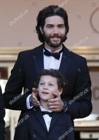 French Actors Tahar Rahim and Elyes Aguis Arrive For the Screening of 'Le Passe' (the Past) During the 66th Annual Cannes Film Festival in Cannes France 17 May 2013 the Movie is Presented in the Official Competition of the Festival Which Runs From 15 to 26 May France Cannes