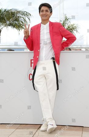 Actor Armando Espitia Poses During the Photocall For 'Heli' at the 66th Annual Cannes Film Festival in Cannes France 16 May 2013 the Movie is Presented in the Official Competition of the Festival Which Runs From 15 to 26 May France Cannes