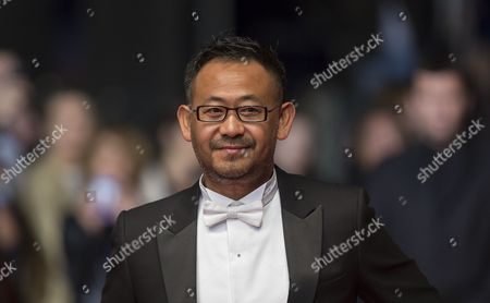 Chinese Actor Jiang Wu Arrives For the Screening of 'Tian Zhu Ding' (a Touch of Sin) During the 66th Annual Cannes Film Festival in Cannes France 17 May 2013 the Movie is Presented in the Official Competition of the Festival Which Runs From 15 to 26 May France Cannes