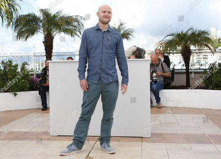 Flemish Actor Jeroen Perceval Poses During the Photocall For 'Borgman' at the 66th Annual Cannes Film Festival in Cannes France 19 May 2013 the Movie is Presented in the Official Competition of the Festival Which Runs From 15 to 26 May France Cannes