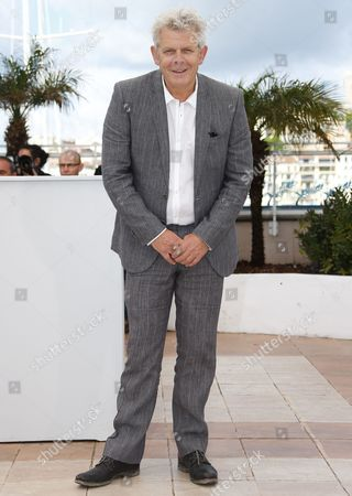 Dutch Director Alex Van Warmerdam Poses During the Photocall For 'Borgman' at the 66th Annual Cannes Film Festival in Cannes France 19 May 2013 the Movie is Presented in the Official Competition of the Festival Which Runs From 15 to 26 May France Cannes