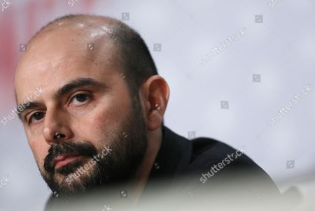 Iranian Actor Ali Mosaffa Attends the Press Conference For 'Le Passe' (the Past) During the 66th Annual Cannes Film Festival in Cannes France 17 May 2013 the Movie is Presented in the Official Competition of the Festival Which Runs From 15 to 26 May France Cannes
