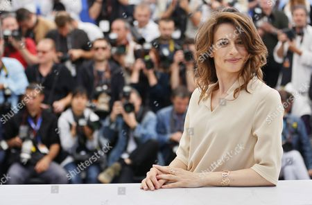 Italian Actress Anita Kravos Poses During the Photocall For 'La Grande Bellezza' (the Great Beauty) at the 66th Annual Cannes Film Festival in Cannes France 21 May 2013 the Movie is Presented in the Official Competition of the Festival Which Runs From 15 to 26 May France Cannes