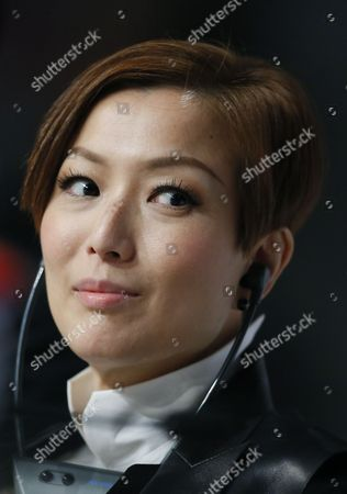 Hong Kong Actress Sammi Cheng Attends the Press Conference For 'Blind Detective' During the 66th Annual Cannes Film Festival in Cannes France 20 May 2013 the Movie is Presented out of Competition at the Festival Which Runs From 15 to 26 May France Cannes